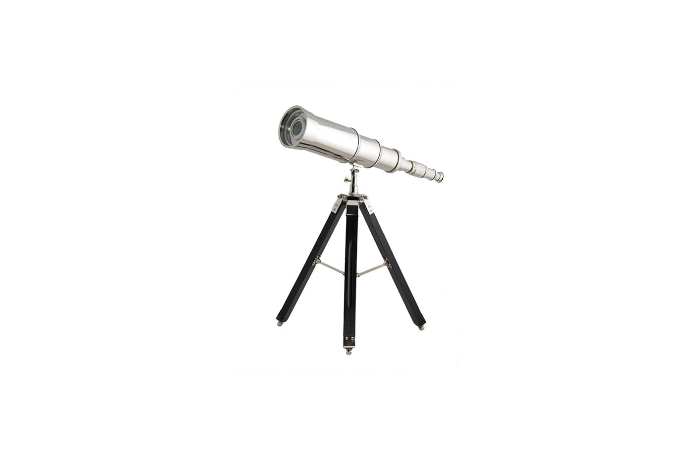 KUK10138 T.T TELESCOPE ON STAND